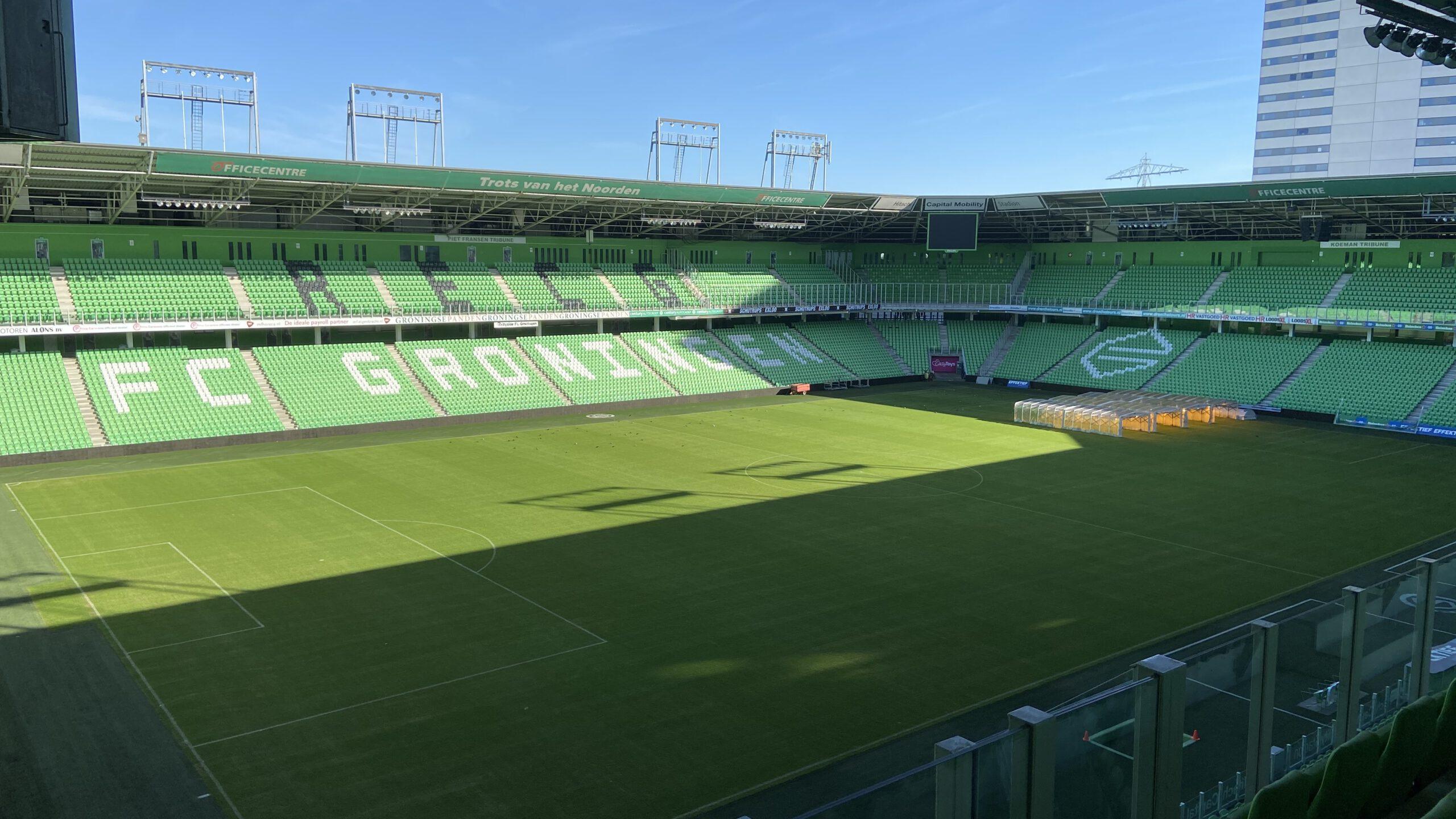 Stadion FC Groningen
